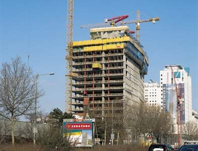 High-Rise Building IZD – Tower